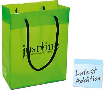 Medium Fashion  Plastic PP  Carrier Bags