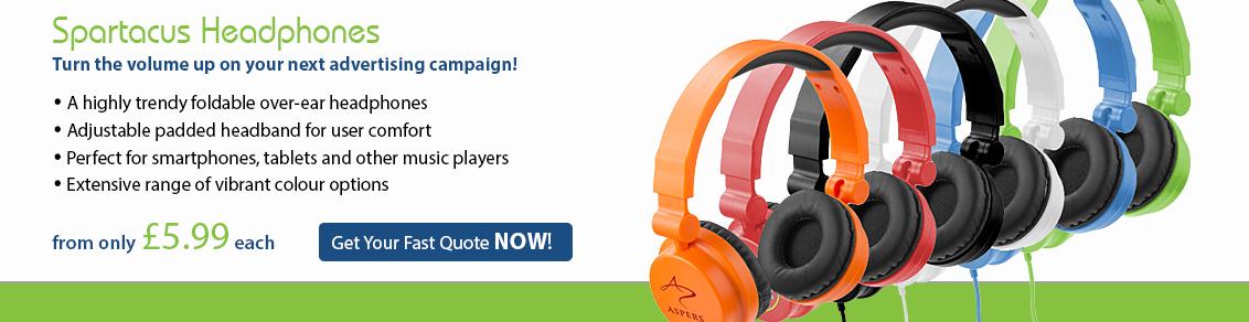 Spartacus Headphones