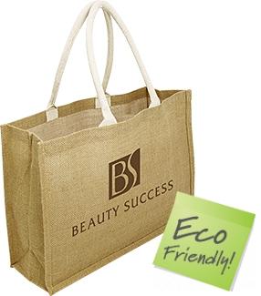 Sherborne Expo Natural Jute Bags