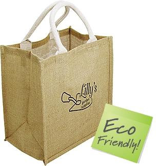 Taunton Natural Jute Bags