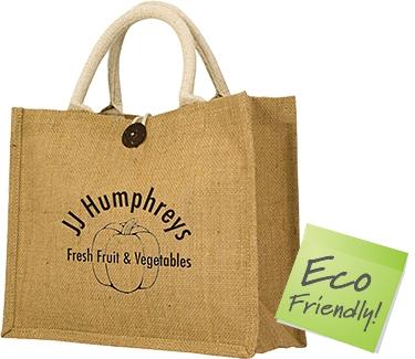 Lancaster Jute Gift Bags