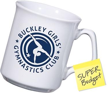 Budget Buster Sparta Mugs