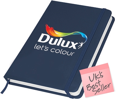 Shine A5 Soft Feel Notebooks