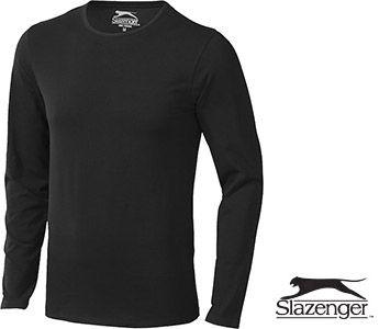 Slazenger Curve Long Sleeved T-Shirts
