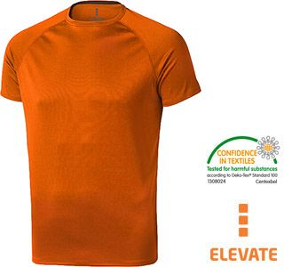 Elevate Niagra Cool Fit T-Shirts