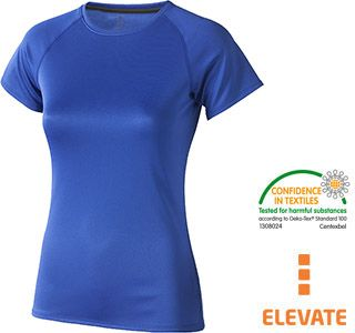 Elevate Niagra Cool Fit Ladies T-Shirts