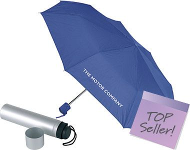 The Tube Supermini Telescopic Umbrellas