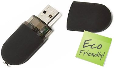 Recycled POD FlashDrives