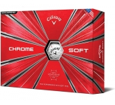 Callaway Chorme Soft Golf Ball