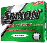 Srixon Soft Feel Golf Ball  by Gopromotional - we get your brand noticed!