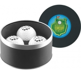 St Andrews Golf Ball Tin  by Gopromotional - we get your brand noticed!