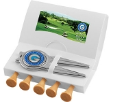 Sunningdale Golf Tee Wallet  by Gopromotional - we get your brand noticed!