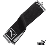 Puma Tri Fold Golf Towel