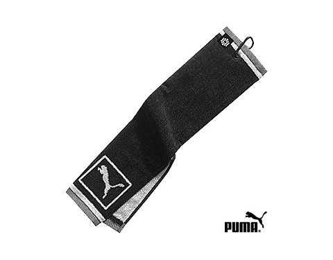 Puma Tri Fold Golf Towel