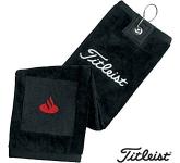 Titleist Tri Fold Microfibre Golf Towel