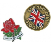20mm Soft Enamel Pin Badge