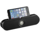 Rollerbar Bluetooth Speaker Stand  by Gopromotional - we get your brand noticed!