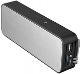 Berlin Power Bank Bluetooth Speaker - 4400mAh  by Gopromotional - we get your brand noticed!