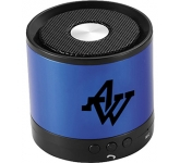 Commander Promotional Bluetooth Speaker  by Gopromotional - we get your brand noticed!
