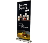Imagine Exhibition Roller Banner  by Gopromotional - we get your brand noticed!