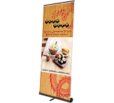 Onyx Exhibition Banner  by Gopromotional - we get your brand noticed!