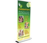Xcelerator Exhibition Banner  by Gopromotional - we get your brand noticed!