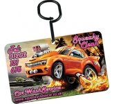 Deluxe Rectangle  Air Freshener  by Gopromotional - we get your brand noticed!