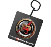 Deluxe Square  Air Freshener  by Gopromotional - we get your brand noticed!