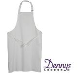 Dannys Cotton Bib White Apron