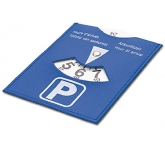 Delta Parking Disc Holder  by Gopromotional - we get your brand noticed!