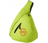 Memphis Triangle Travel City Backpack  by Gopromotional - we get your brand noticed!