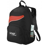 Cyclone Backpack  by Gopromotional - we get your brand noticed!