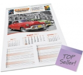 Maxi Wall Calendar  by Gopromotional - we get your brand noticed!