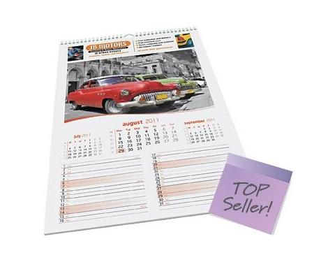 Maxi Wall Calendar