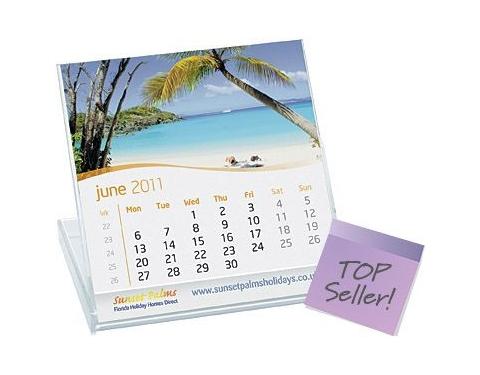 Micro CD Case Calendar