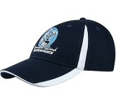 Airmont Heavy Cotton Brushed Cap  by Gopromotional - we get your brand noticed!