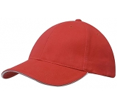 Aberdeen Brushed Heavy Cotton Cap  by Gopromotional - we get your brand noticed!