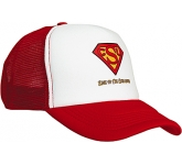 Abbeville Trucker Mesh Cap  by Gopromotional - we get your brand noticed!