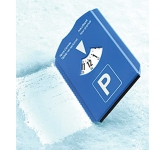 Parking Disc Ice Scraper  by Gopromotional - we get your brand noticed!