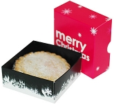 Mince Pie Gift Box  by Gopromotional - we get your brand noticed!