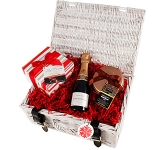 Luxury Christmas Hamper  by Gopromotional - we get your brand noticed!