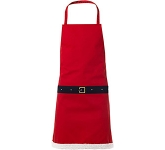 Santa Apron  by Gopromotional - we get your brand noticed!