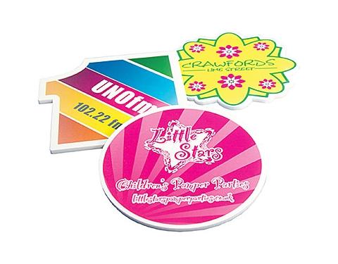 Custom Shaped Acrylic Coaster