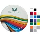 Round PVC Coaster