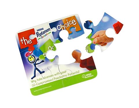 6 Piece Puzzle Coasters