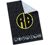 MicroFibre Screen Cleaner Cloths - Small  by Gopromotional - we get your brand noticed!