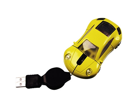 Mini Branded Car Computer Mouse