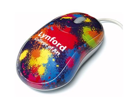 Colourwrap Computer Mouse