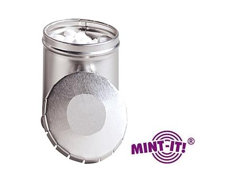 Barrel Click-It Mint Tin