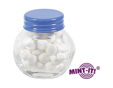 Glass Jar Of Mints